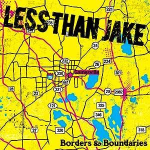 Borders & Boundaries (reissue)