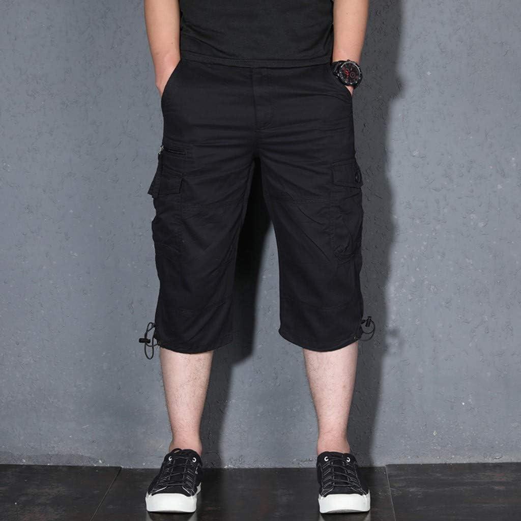 ReooLy Pantaloncini da Lavoro Multi-Tasca da Lavoro Estivi da Uomo Nuovi Sport allAria Aperta