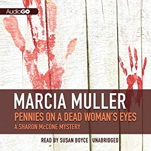 Pennies on a Dead Woman's Eyes Audiobook