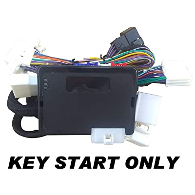 Start-X Remote Starter for Toyota RAV4 2013-2020 Key Start || Plug N Play: Car Electronics