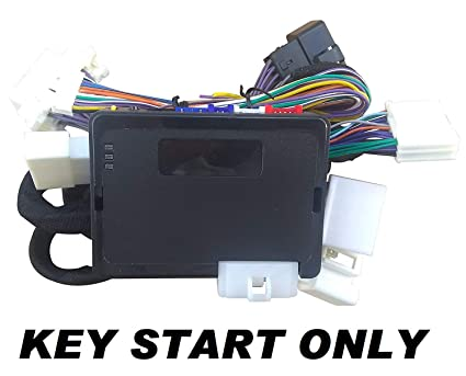 Remote Starter Installation Cost >> Start X Remote Starter For Toyota Rav4 2013 2018 Key Start Plug N Play
