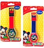 Disney Mickey Clubhouse Digital LCD Watch For Kids