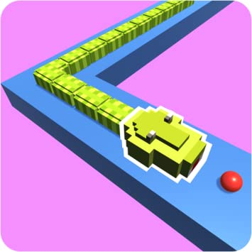 Amazon.com: Twisty Color Snake - Maze Dash Game Free ...