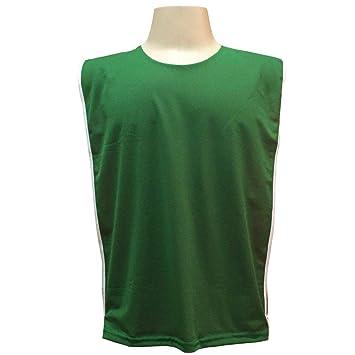 340635147bda7 Colete Dupla Face na cor Verde Vermelho  Amazon.com.br  Esportes e ...
