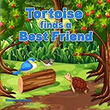 Children's Books: Tortoise finds a best friend: Folktales for children and animal stories for kids. (Tortoise Adventure Series Book 2)