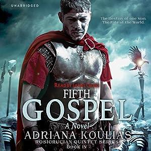Fifth Gospel - A Novel (Rosicrucian Quintet) Audiobook