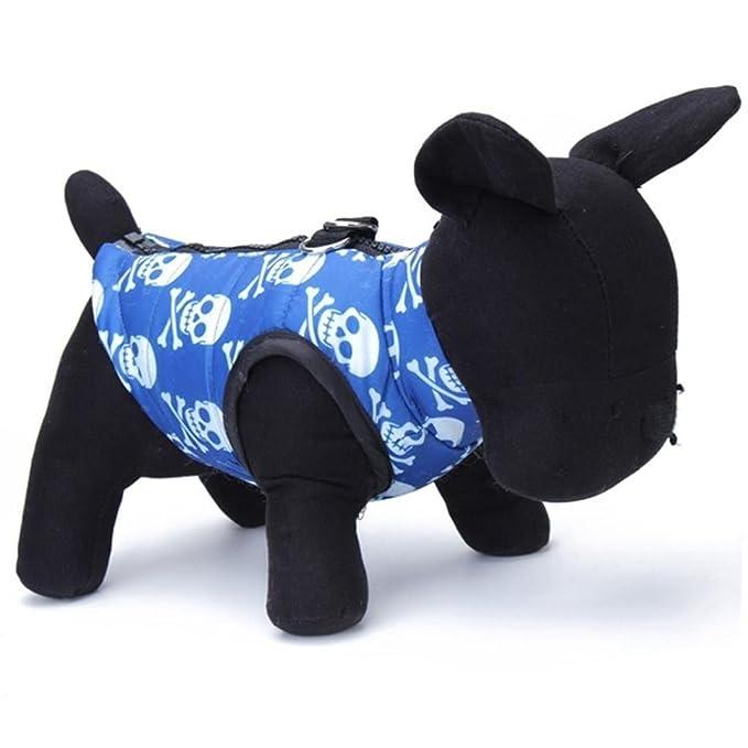 Amazon.com: howstar mascota ropa de invierno, lindo Cachorro ...