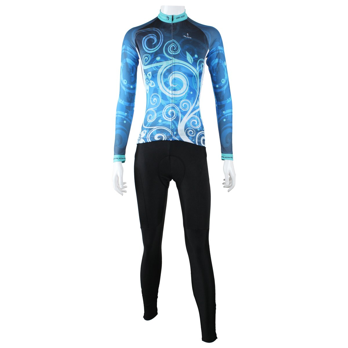 Women's Long Sleeve Cycling Jersey DS ONLINE
