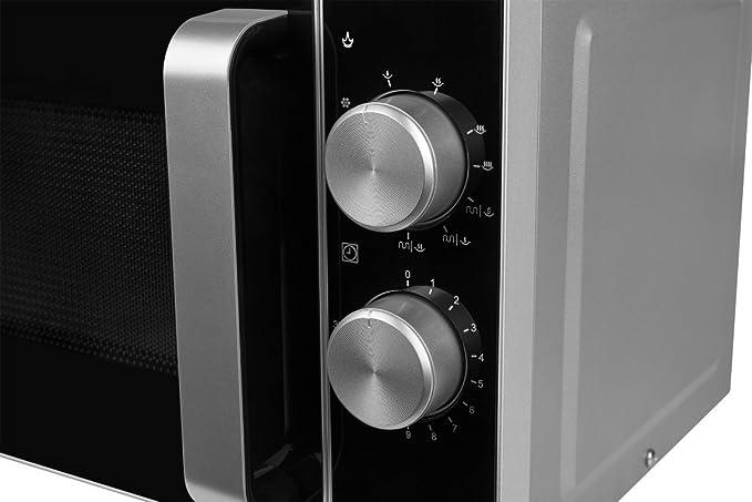 MEDION MD 18041 - Microondas, 700 vatios de potencia, 20 L de ...