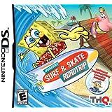 Spongebob Surf & Skate Roadtrip - Nintendo DS