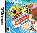 Spongebob Surf & Skate Roadtrip - Nintendo DS