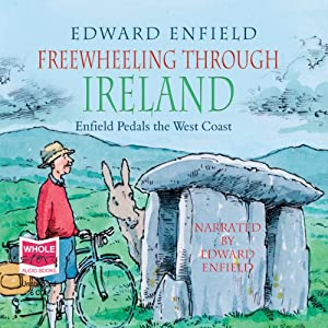 Freewheeling Through Ireland Audiobook