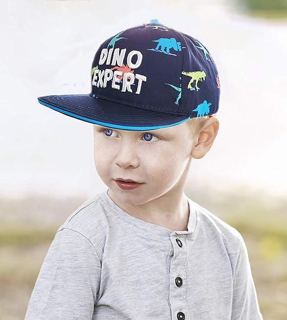 Gifts Treat Berretto da Baseball per Bambini Ragazzi Summer Hat con Immagine di Auto Colorata