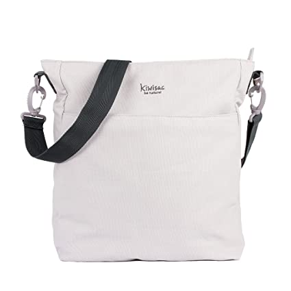 Kiwisac Be Nature - Bolso silla de paseo, color gris