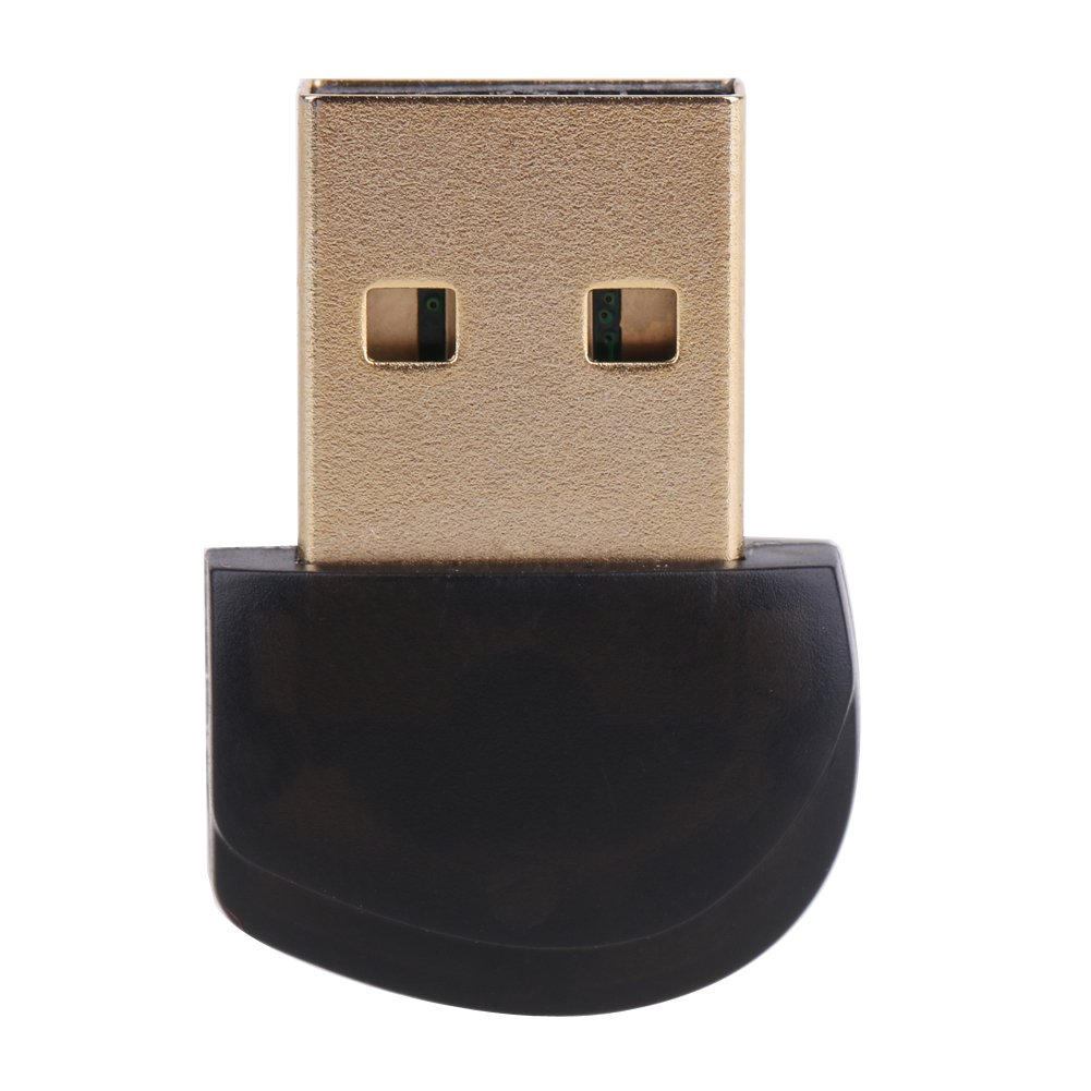 Bluetooth Adapter USB CSR 4.2 Dongle Receiver Transfer Wireless for PC Laptop Computer