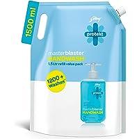 Godrej Protekt Masterblaster Liquid Handwash Refill, 1500 ml