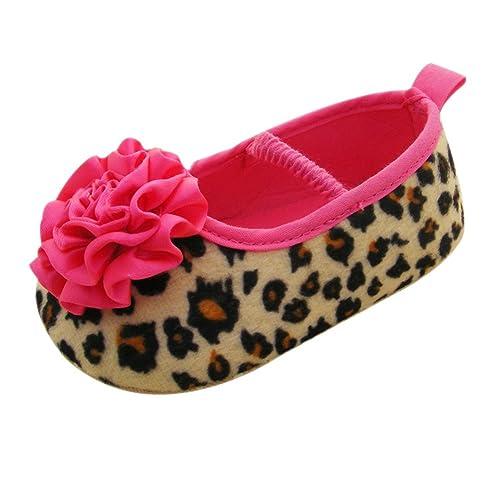 Ochine Recien neonato morbida culla di suola scarpe Nina