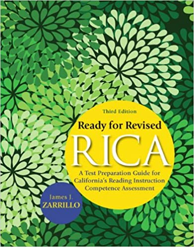 Amazon.com: Ready for Revised RICA: A Test Preparation Guide for ...
