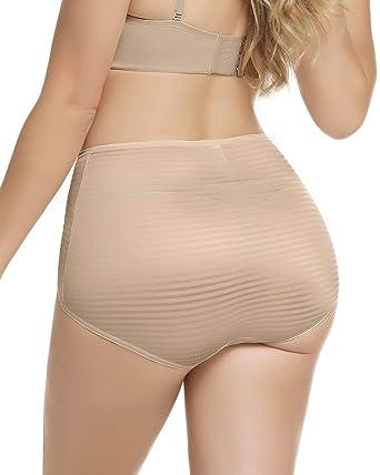 edfa63fcde 3 Full Coverage Classic Panties at Amazon Women s Clothing store