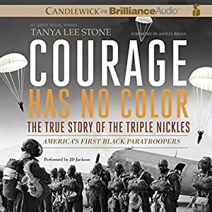 Courage Has No Color Audiobook
