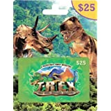 T-Rex Cafe $25 Gift Card