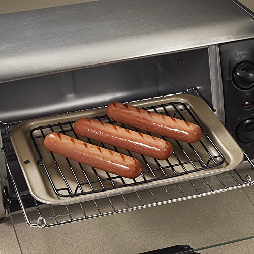 Nordic Ware Toaster Oven 2-Piece Broiler Set by Nordic Ware