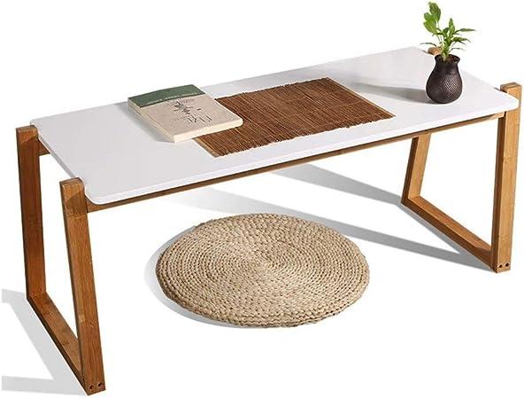 Tables Table Basse Bambou Matériel Simple Balcon Table ...