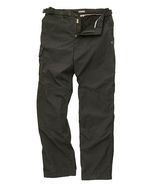 selezione premium ae9c3 069b9 Craghoppers, pantaloni da trekking per uomo, foderati in pile, invernali,  linea Kiwi