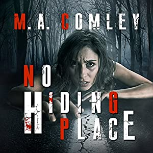 No Hiding Place Audiobook