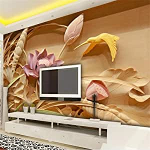 Papel Tapiz 3D Papel Tapiz Personalizado Mural Fotográfico 3D ...