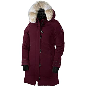 Canada Goose Lorette Parka - Women s Niagara Grape Large  Amazon.ca  Sports    Outdoors 3b1140bfc