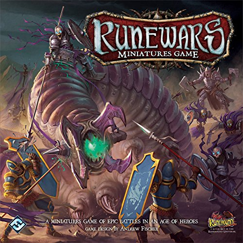 Runewars: Miniature Game Core Set from Fantasy Flight Games
