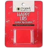 Organic Harvest Lip Balm, Red, 10g