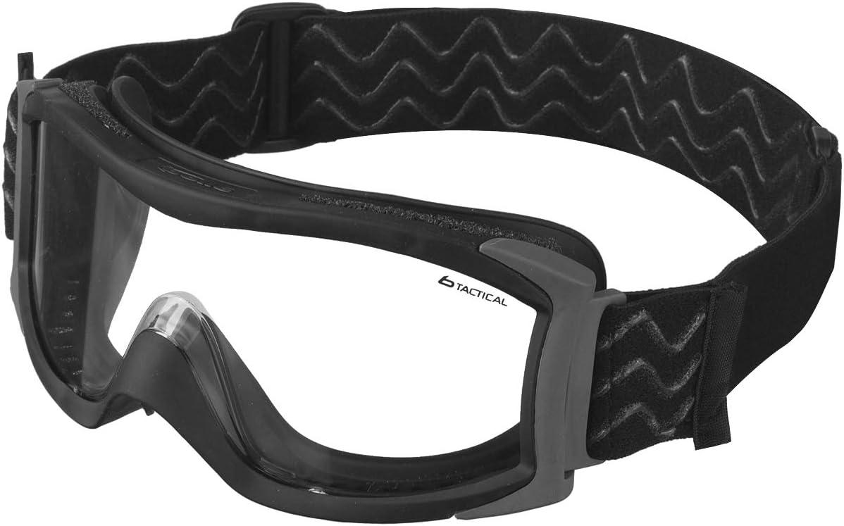 Bolle X1000 Tactical Goggles Anti-Fog /& Anti-Scratch Ballistic Lens