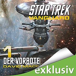 Star Trek. Der Vorbote (Vanguard 1) Audiobook