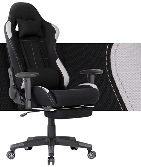 Tiigo Racing Silla Gaming Silla Ergonómica Silla de PC Gamer ...