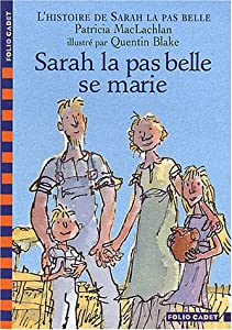 """Afficher """"L'histoire de Sarah la pas belle n° 2 Sarah la pas belle se marie"""""""