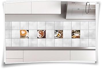 Medianlux Fliesenaufkleber Bild Fliesenbild Fliesen Aufkleber Kaffee ...