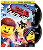 The LEGO Movie (DVD) Special Edition Image