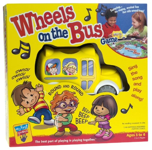 bus board games - 2