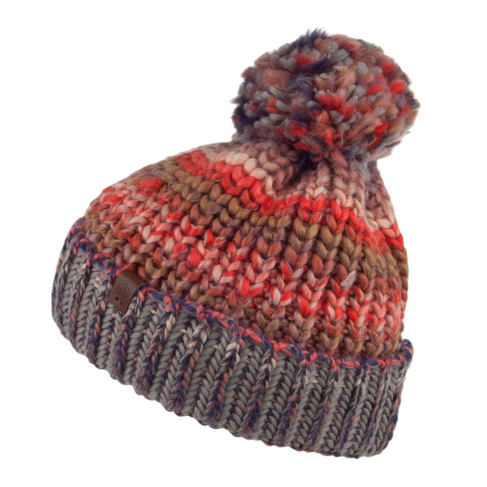 Barts Berretto con Pompon Jevon beanie lavorato a maglia invernale