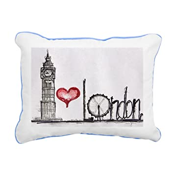 Amazon.com: CafePress – I Love London – 12