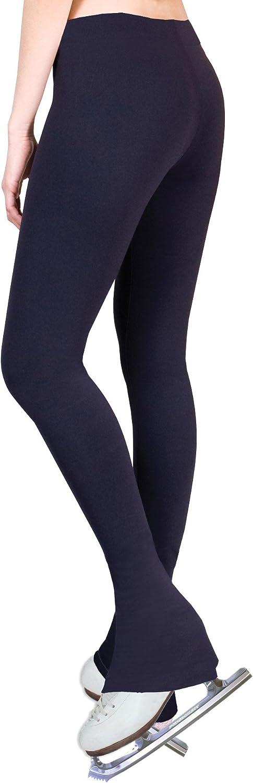 NY2 SPORTSWEAR Figure Skating Practice Pants with Rhinestones R248