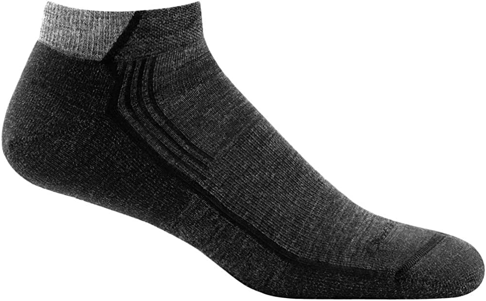Darn Tough Darn Tough Hiker No Show Light Cushion Sock - Men's