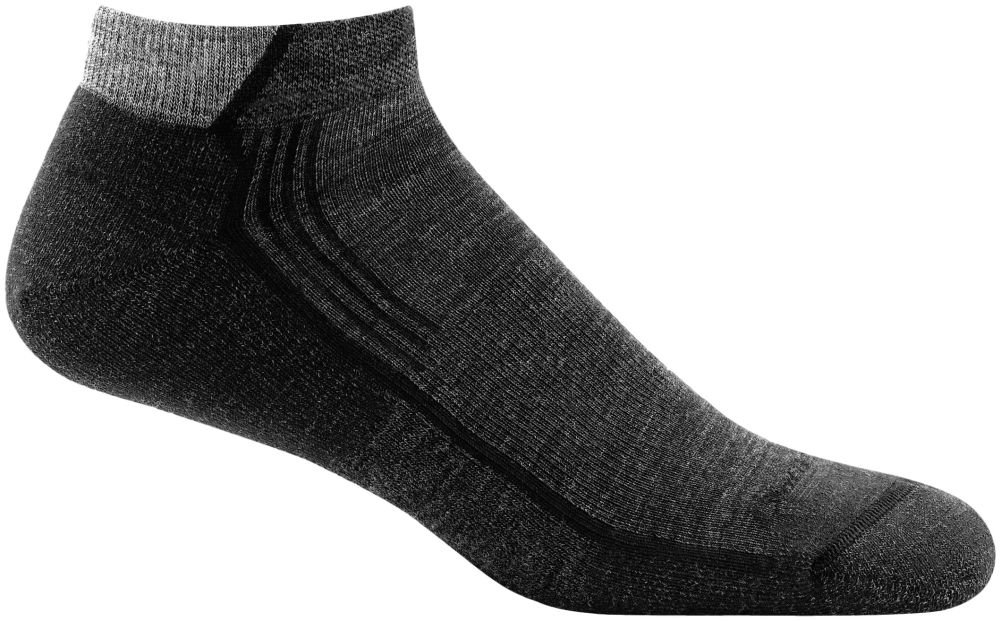 Darn Tough Hiker No Show Light Cushion Sock - Men's
