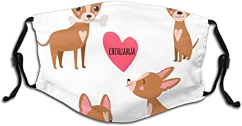 Amazon.com: Cute Puppy Dog Chihuahua Printed Child Dust