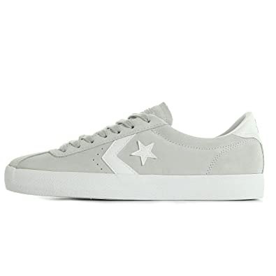 5230802da5bb25 Image Unavailable. Image not available for. Color  Converse Breakpoint Pro  Ox Mouse White White Size 7 US Mens 8.5 US