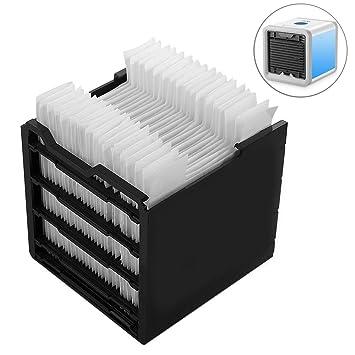 Klimageräte & Heizgeräte Mini Luftkühler Klimageräte Klimaanlage Air Cooler Conditioner Mobile Befeuchter Bürotechnik