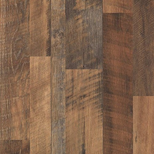 Mohawk Chalet Vista Barnhouse Oak 8mm Laminate Flooring CDL73-01 (Mohawk Laminate Flooring)