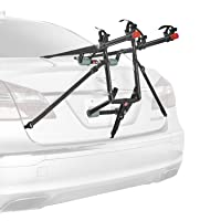 Allen Sports Deluxe 2-Bike Trunk Mount Rack 102DN-R